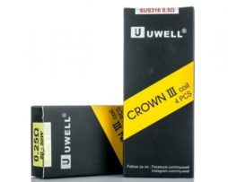 4 pack of crow 3 coils