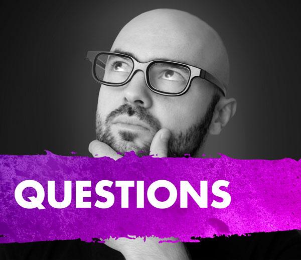 questions tile image