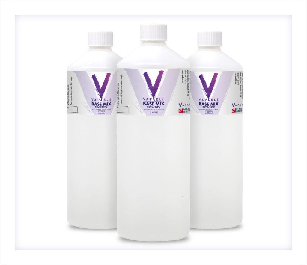 VG PG 100ml Bottle | Emporium Vapour