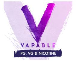 PG, VG & Nicotine