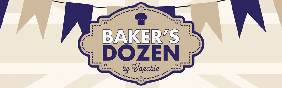 Bakers Dozen Flavour Concentrates