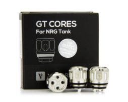 3 pack of vaporesso GT coils for an NRG tank