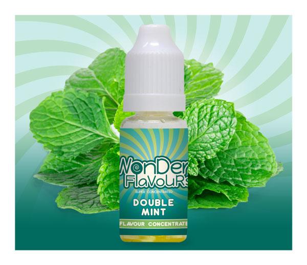 wonder flavours double mint