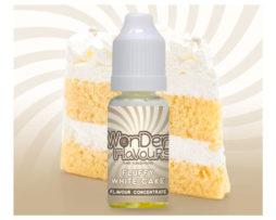 wonder flavours fluffy white cake