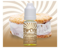 wonder flavours Oats and Cream Cookie