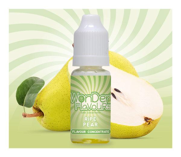 wonder flavours ripe pear