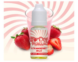 wonder flavours strawberry milk