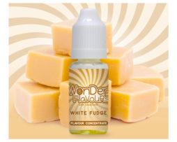 wonder flavours white fudge