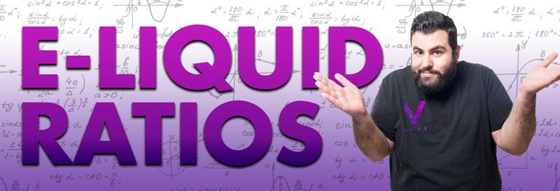 E-Liquid-Ratios