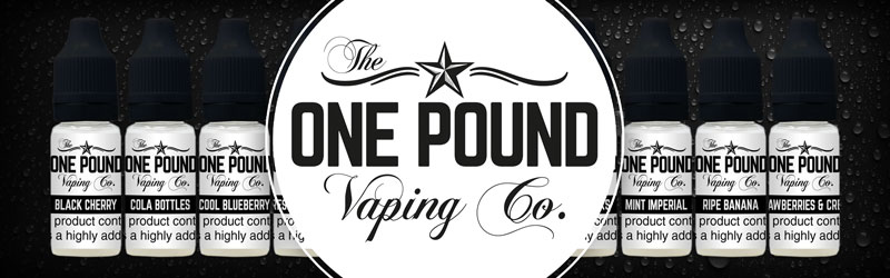 One Pound Vaping Company E Liquid