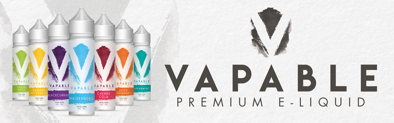 Vapable Shortfill E Liquid