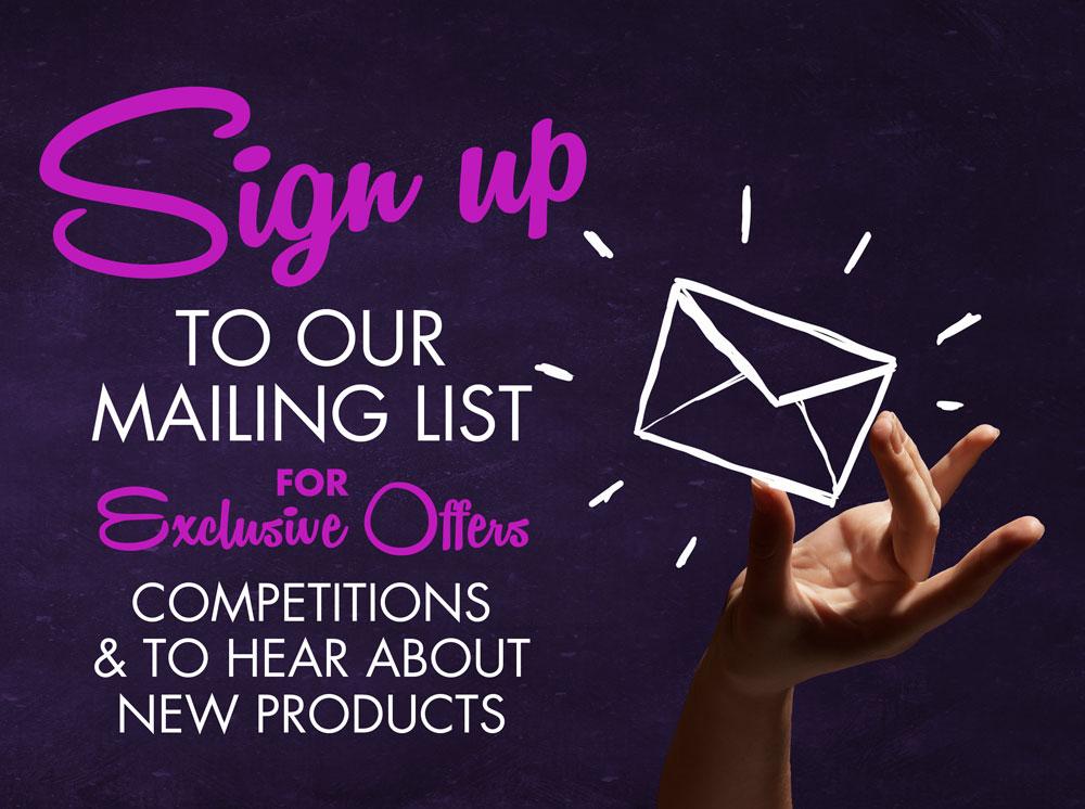 Mailing-List-Slider