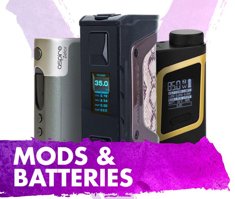 Mods-&-Batteries