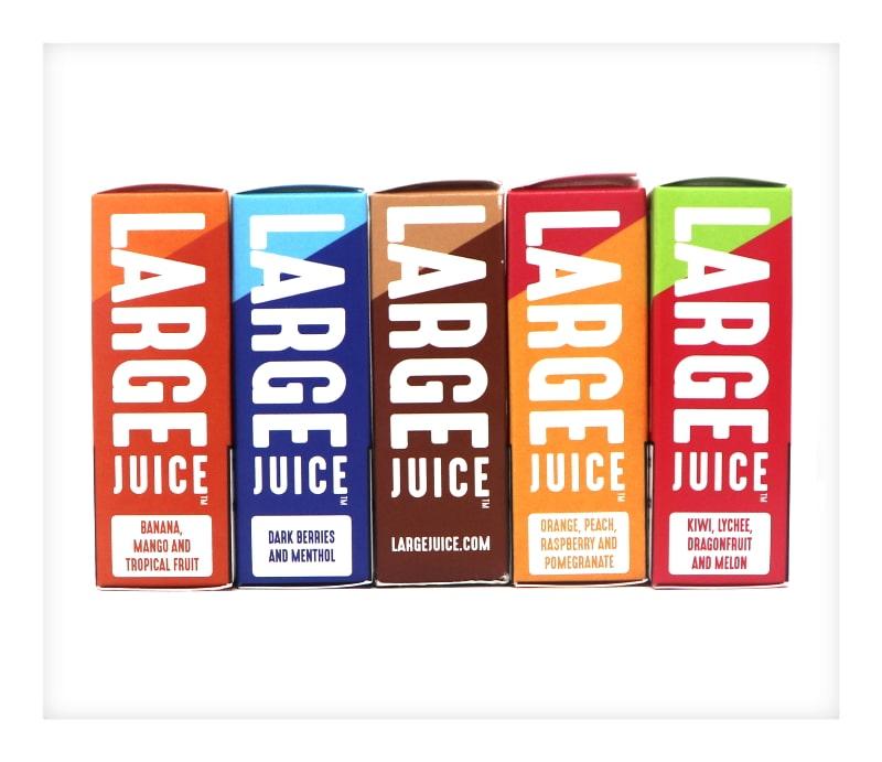 Large Juice Salts 10ml