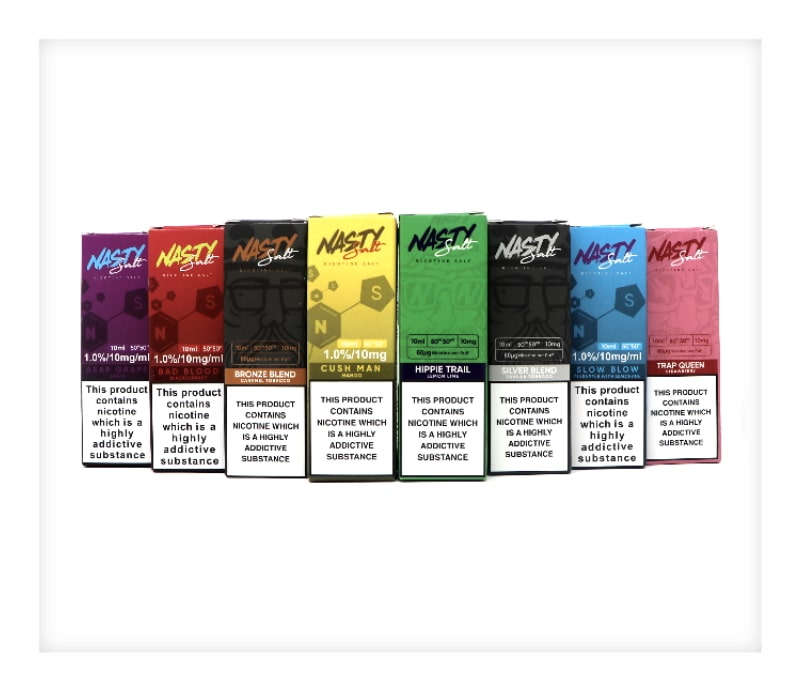 Nasty Juice Salts 10ml